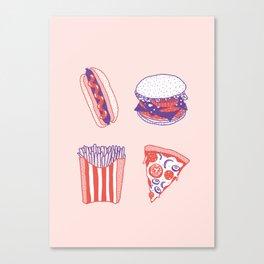 Bon Appétit Canvas Print