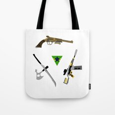 the weapons of firefly Tote Bag