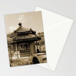 Japanese pavillion Stationery Cards