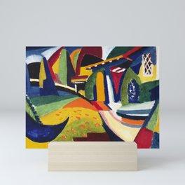 Scheherazade  painting in high resolution by Henry Lyman Sayen Mini Art Print