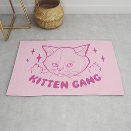 Kitten Gang Rug