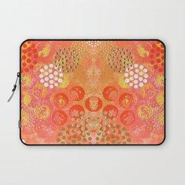 Orange Fizz Laptop Sleeve