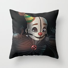 Ennard Throw Pillow