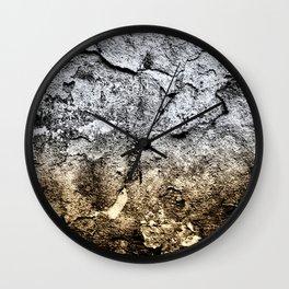 Carpe Noctem. Wall Clock