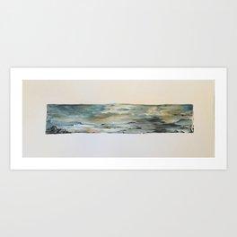 Panorama #2 Art Print
