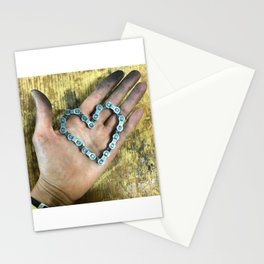 Unchain my Heart Stationery Cards