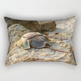 Horseshoe Crab Rectangular Pillow
