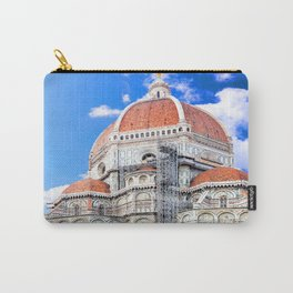 Santa Maria Del Fiore Cathedral in Florence Carry-All Pouch