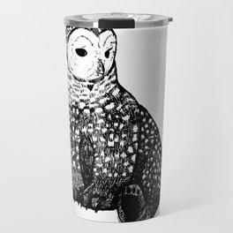 Owl-Bear Travel Mug