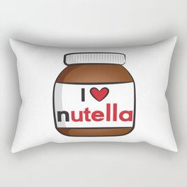 Nutella Cute Rectangular Pillow