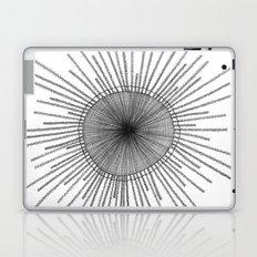 Porpita Porpita I B&W Laptop & iPad Skin