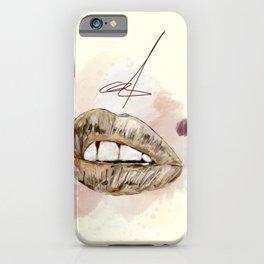 No. 14 Golden Girl iPhone Case