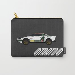 Lancia Stratos Rally Carry-All Pouch