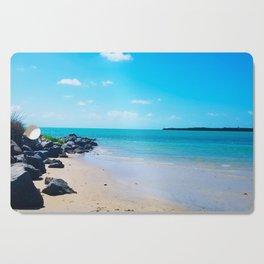 Seashore Serenity Cutting Board
