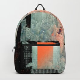 life on mars Backpack