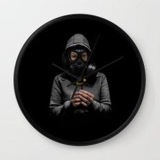 Toxic Hope Wall Clock