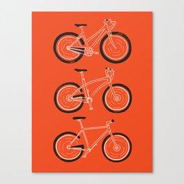 Go Go Go Canvas Print
