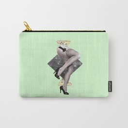 Abstract Legs Carry-All Pouch