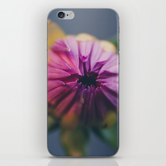 Ready to Bloom, in color iPhone Skin