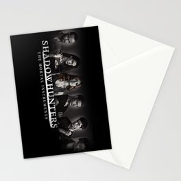 Shadowhunters Stationery Cards