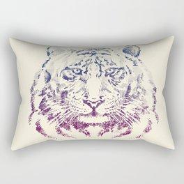TIGER HEAD Rectangular Pillow