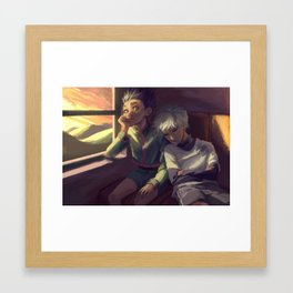 Killugon Framed Art Print