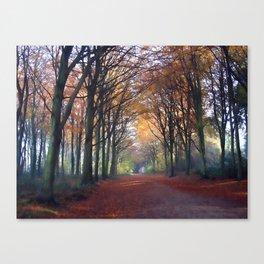 Delicious Autumn... Canvas Print