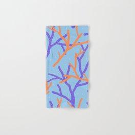 Corals Hand & Bath Towel