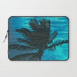 SWIMMING PALM Laptop Sleeve