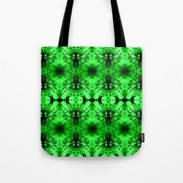 Dandelions Garishgreen Tote Bag