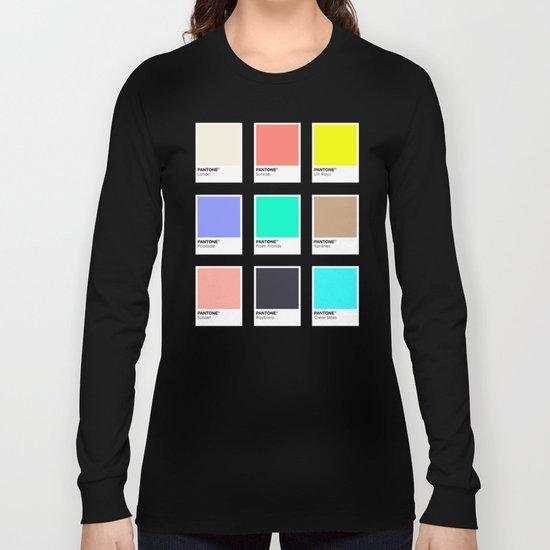 A DESIGNER'S SUMMER Long Sleeve T-shirt