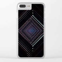 Plintonal Clear iPhone Case