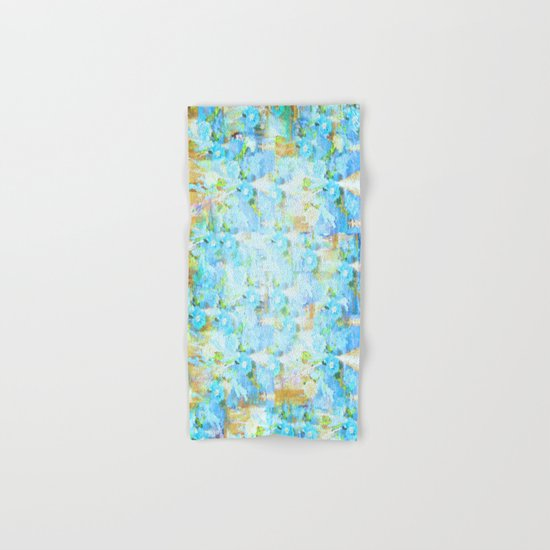 BLUE CITY Hand & Bath Towel