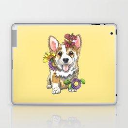 Corgi Cutie Laptop & iPad Skin