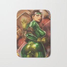 Rogue from X-Men - PG Version Bath Mat