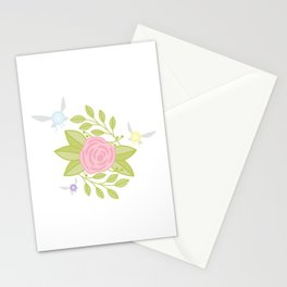 Garden of Fairies Stationery Cards