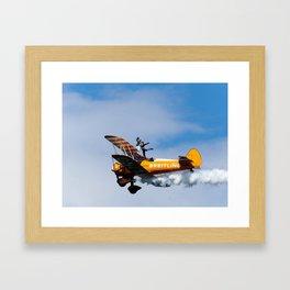 Breitling Framed Art Print