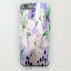 Lilies iPhone 6s Slim Case