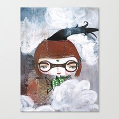 New-View Bhoomie Canvas Print