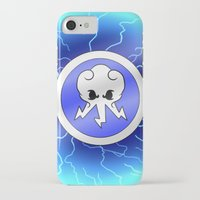 jay fleck iPhone & iPod Cases featuring Jay by webchow