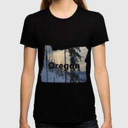 Deeper Drifts T-shirt