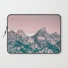 Grand Tetons Barn Laptop Sleeve