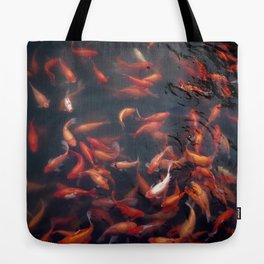 NATURE - FISH - WATER - ANIMALS Tote Bag