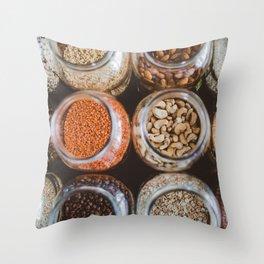 Zero Waste Vegan Throw Pillow