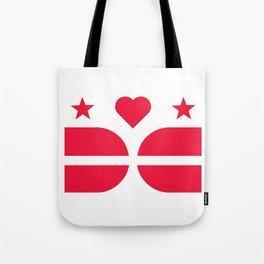 DCLove: v.Pride Tote Bag