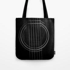 Guitar, Guitar Tote Bag