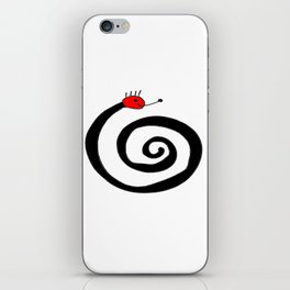 Dark Snake iPhone Skin