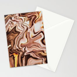 Glitter and Gold Stationery Cards