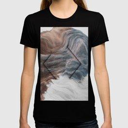 waterfall_exe T-shirt