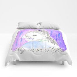 My own style Comforters